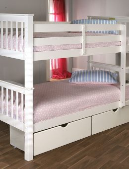 Pavo Bunk – White